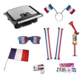Coupe du monde Kit 500 billets - 75 lots